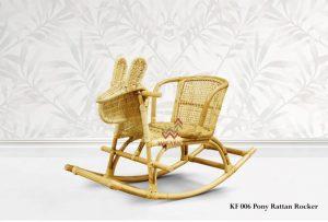 Rattan Kids Furniture