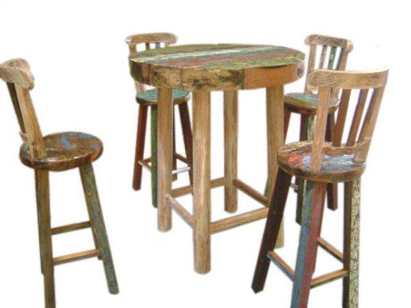 Mamuju Bar set Recyled Furniture