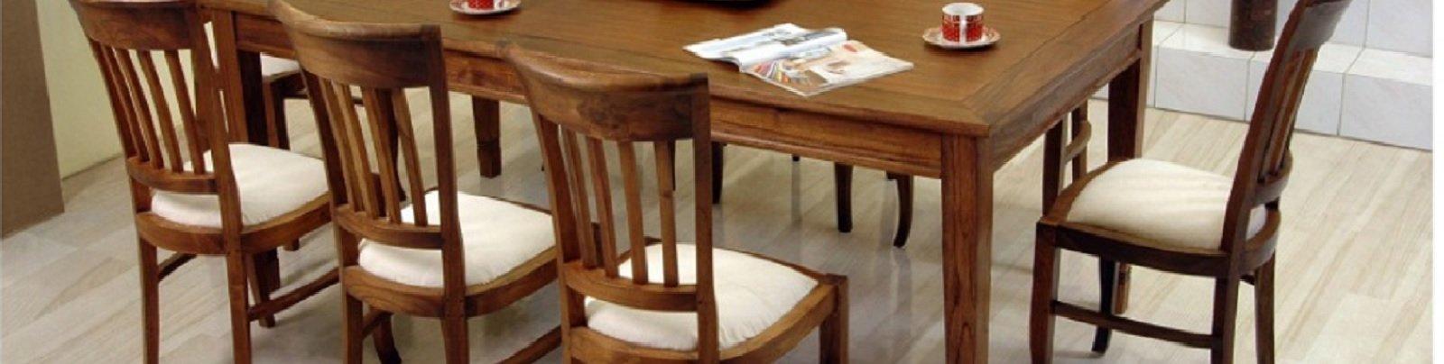 Indoor Teak Furniture Indonesia